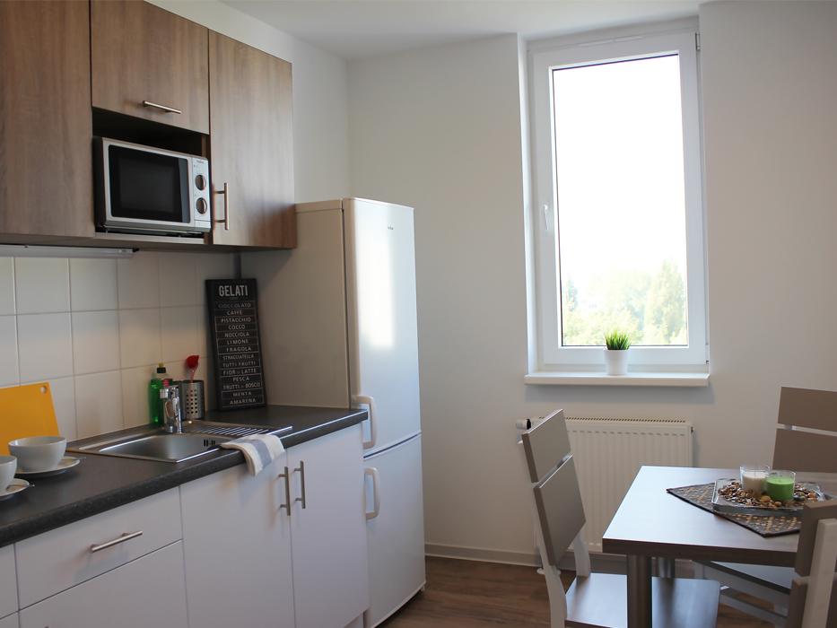 Einzelapartment studenten berlin lichtenberg apartments for Studenten küche